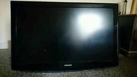 Samsung TV for spairs or repair.
