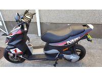 Nrg 50cc scotter