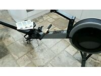 Concept 2 model C rower/rowing machine