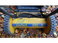 Lawn mower - push (manual) AL-KO Perfect 280-4
