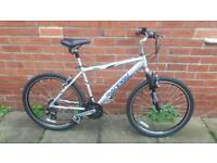 Adults Raleigh Spirit bike Excellent condition only used few times 17 inch aluminium .