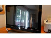 HP Envy all in one pc - 23 inch (spares or repair)