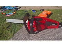 Champion Petrol Chainsaw for sale