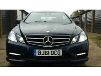 Mercedes E220 Coupe Sport Amg CatD