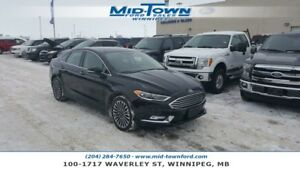 2017 Ford Fusion SE  AWD LUXURY