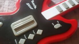 electric guitar for a ROCK STAR