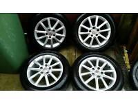Sear leon alloy wheels genuine