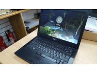 Intel® Core™ i7 Dell Latitude Laptop with 4 GB RAM and 500 GB hard drive. Win 10 Pro
