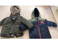 Winter Coats 12-18mths