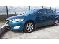 **FOR BREAKING** 2009 FORD MONDEO TDCI DIESEL (BLUE).