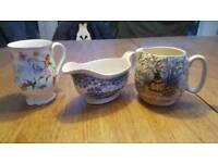 Set of mug jar cup