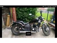 125cc motorbike wanted