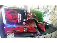 Xbox 360 gears of war inc controllers
