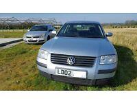 Volkswagen Passat 1.8 20v Turbo Sport 4dr BRAKING FOR PARTS