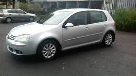Vw Golf 2.0 Gt tdi Se 6 Speed gearbox excellent drives service history