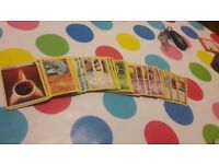 50 x Pokemon cards - no doubles