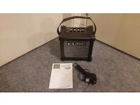 Roland Micro Cube GX Guitar Amplifier Black by ROLAND