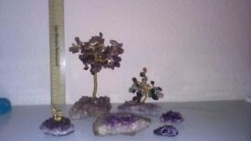 Amethyst and healing