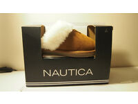 nautica new cozy slippers
