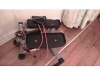 FREE Gym and physio gear - Sidestepper, foam roller and foam wedge