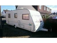 Avondale Dart 556-6 6 berth caravan