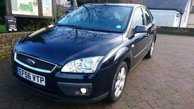 Ford focus 2007 1.6l diesel, el windows and mirrors, 52 mpg, cheap to insure and it is fast.