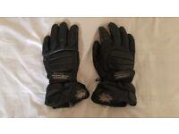 Buffalo motorcycle gloves size L