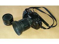 Minolta Dynax 500si film camera