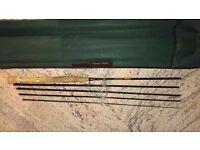 Cabelas stowaway fishing rod