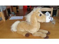 I love ponies interactive pony toy from smoke free house great condition