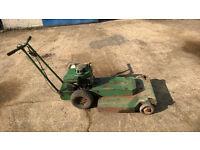 Hayter Osprey rough cut lawn mower. Needs TLC