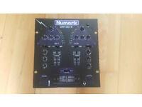 Numark 2-channel DJ Preamp Mixer