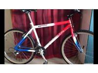 Klein top gun rare collectors old school mountain bike bicycle - pashley Hutchins Brompton Kona