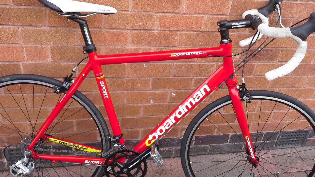 boardman road race bike