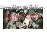 data recovery usb printer cable RJ45 dead battery skybox keyboard