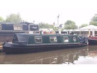 37 foot Peter Nichols Narrow boat