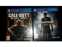 2 Brand New Games for PS4