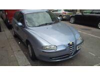 Alfa Romeo 1.9 diesel 1 year mot