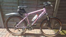 Women's / female GT mountain bike