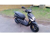 2014 YAMAHA YN50 E Neos Easy 49cc Scooter