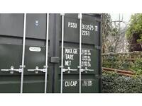 Shipping Container reduced to £895