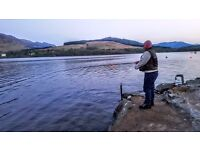 Last minute dog friendly cottage Loch Earn - free fishing