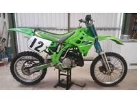 Kawasaki Kx250h2