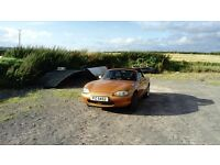 Mx5 Restored 1999, not your ordinary Mx5 must be tested