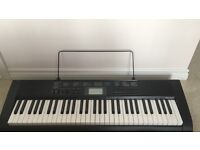 Casio Keyboard, never been used