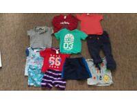 Boys clothes most size 18-24 mths