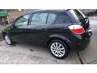 06 Astra Automatic, 12 months MOT, Metallic black, £1100