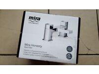 MIRA 'Honesty' bath mixer tap