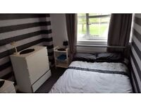 Double room to rent in Maryhill (west end) 1st week in Dec 2017