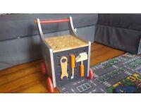 Janod Bricolo DIY Trolley